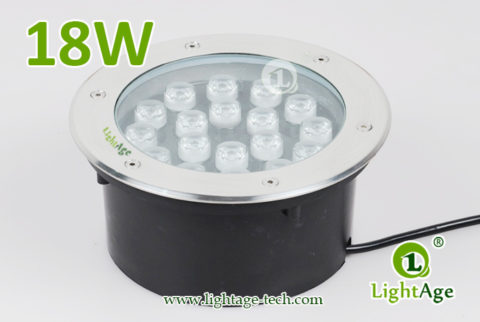 LightAge LED Inground Light LA-MD01-18W 04