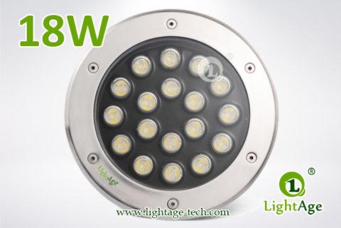 LightAge LED Inground Light LA-MD01-18W 06