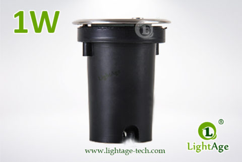 LightAge LED Inground Light LA-MD01-1W 02