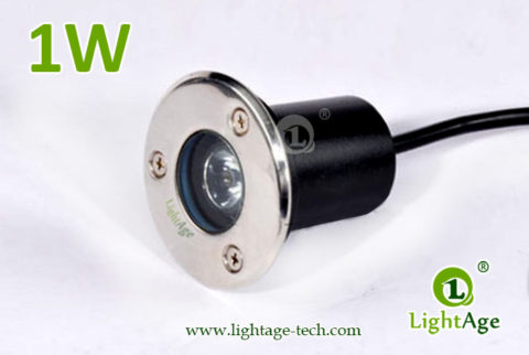 LightAge LED Inground Light LA-MD01-1W 04