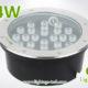 LightAge LED Inground Light LA-MD01-24W 02