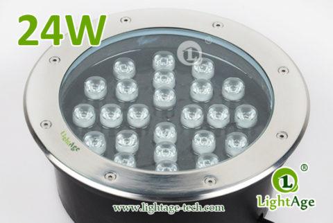 LightAge LED Inground Light LA-MD01-24W 03