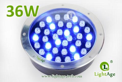 LightAge LED Inground Light LA-MD01-36W 03