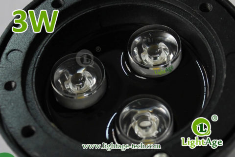 LightAge LED Inground Light LA-MD01-3W 04
