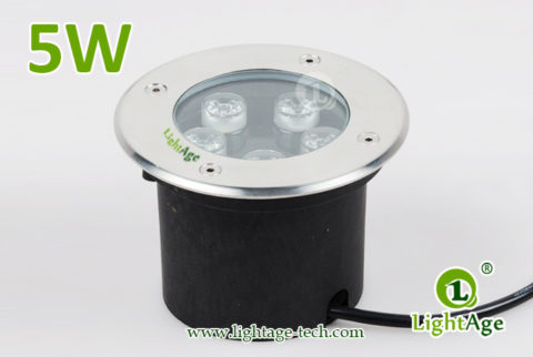 LightAge LED Inground Light LA-MD01-5W 02