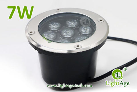 LightAge LED Inground Light LA-MD01-7W 04