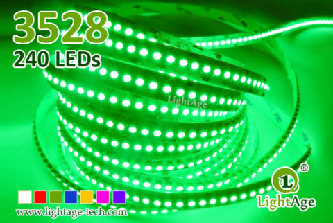 LightAge LED Strip 3528-240-10mm 04