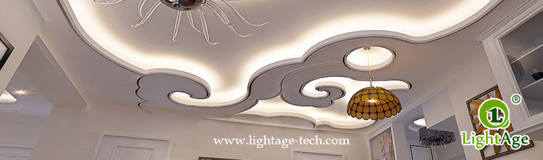 LightAge LED Strip 3528 CRI90 120leds Application