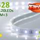 LightAge LED Strip 3528 SDCM-3