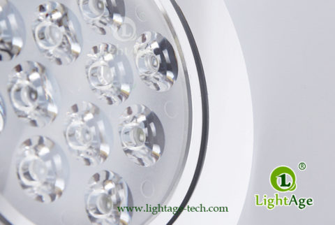 LA-CL82-12W LED Down Light Silver Blade 04