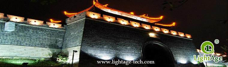 LED Flood Light R G B Y RGB Application 24W