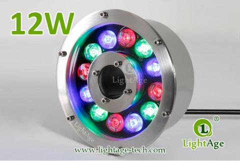 12W LED Fountain Light LightAge LA-PU12-12W 03