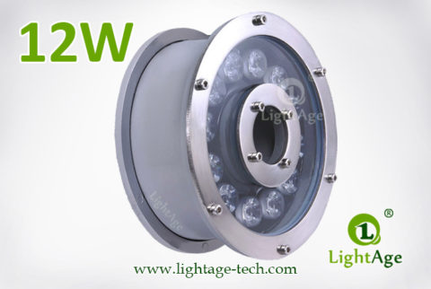 12W LED Fountain Light LightAge LA-PU12-12W 05