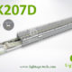 2ft 4ft 5ft 130lmW Dali Dimmable LED Linear Light LightAge 01