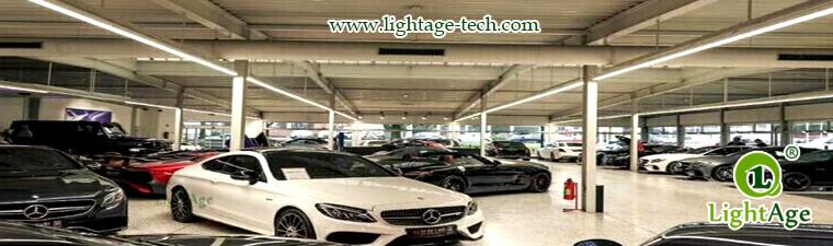 2ft 4ft 5ft 130lmW Dali Dimmable LED Linear Light LightAge Application