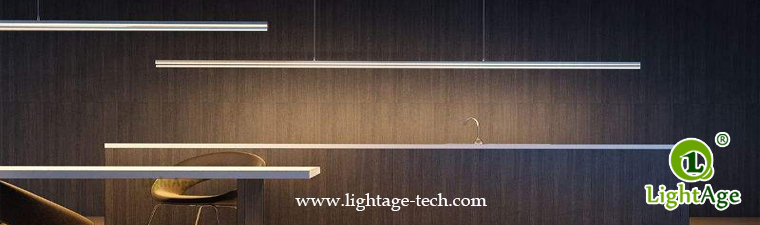 2ft 4ft 5ft LED Linear Light 24W 40W 60W 130lmW Ra80 LightAge Application
