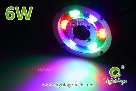 6W LED Fountain Light LightAge LA-PU12-6W 03