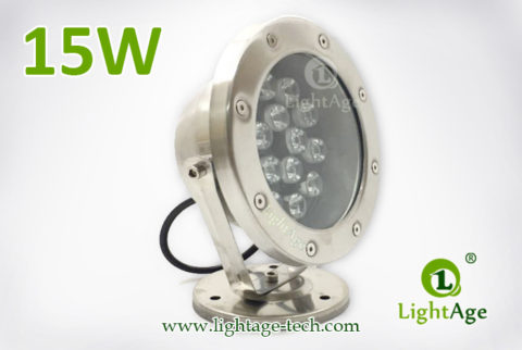 LightAge LA-PU02-15W LED Pool Light 15W 03