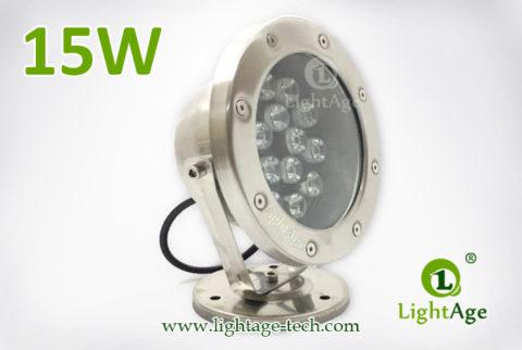 LightAge LA-PU02-15W LED Pool Light 15W 03