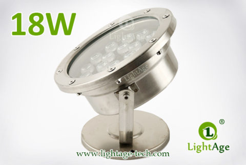 LightAge LA-PU02-18W LED Pool Light 18W 01