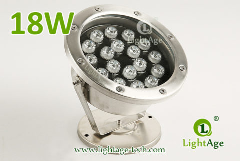LightAge LA-PU02-18W LED Pool Light 18W 05