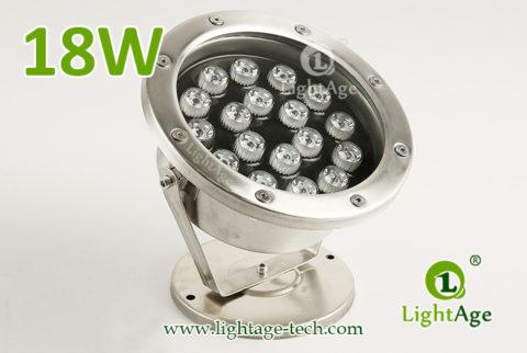LightAge LA-PU02-18W LED Pool Light 18W 05