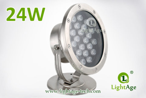 LightAge LA-PU02-24W LED Pool Light 24W 01