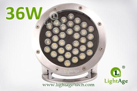 LightAge LA-PU02-36W LED Pool Light 36W 02