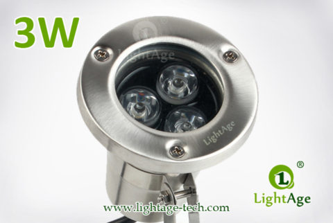 LightAge LA-PU02-3W LED Pool Light 3W 01