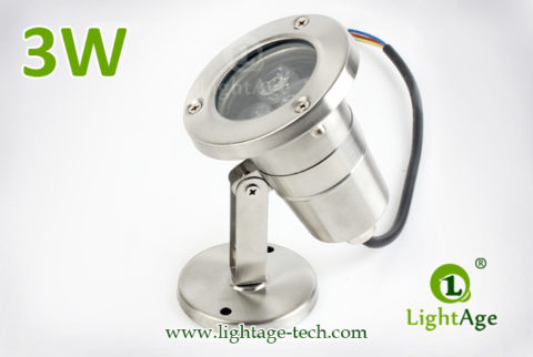 LightAge LA-PU02-3W LED Pool Light 3W 04