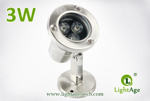 LightAge LA-PU02-3W LED Pool Light 3W 05