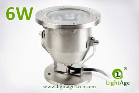 LightAge LA-PU02-6W LED Pool Light 6W 03
