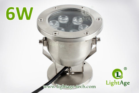 LightAge LA-PU02-6W LED Pool Light 6W 04