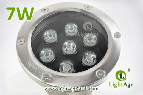 LightAge LA-PU02-7W LED Pool Light 7W 01