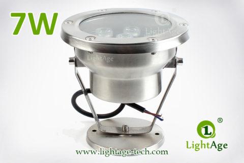 LightAge LA-PU02-7W LED Pool Light 7W 02