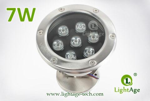 LightAge LA-PU02-7W LED Pool Light 7W 04