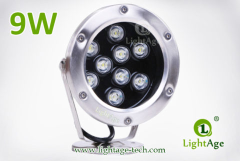 LightAge LA-PU02-9W LED Pool Light 9W 03