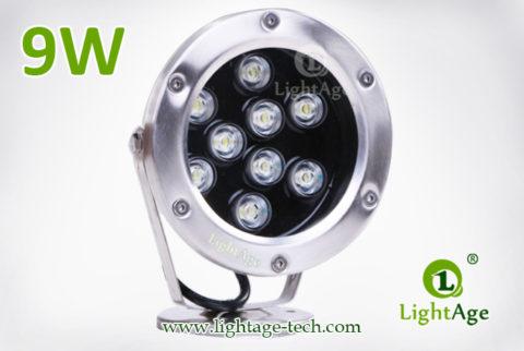 LightAge LA-PU02-9W LED Pool Light 9W 03