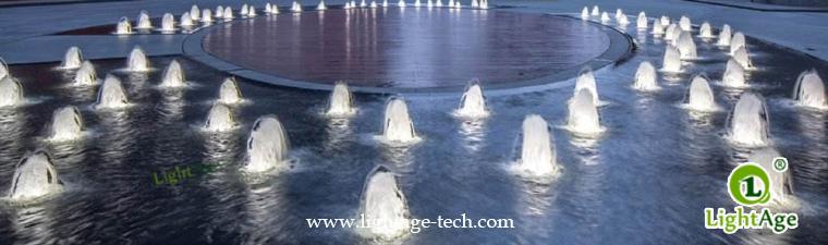 LightAge LA-PU02 LED Pool Light Series Data 3W~36W Underwater light application 6W