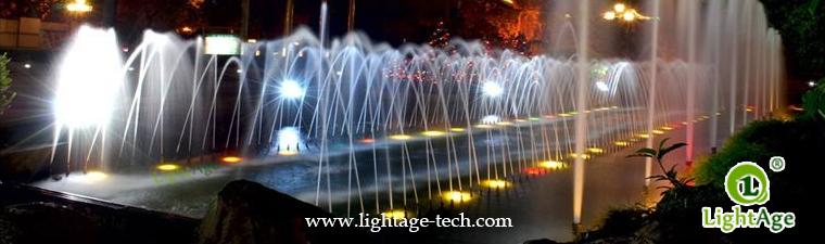 LightAge LA-PU02 LED Pool Light Series Data 3W~36W Underwater light application 9W