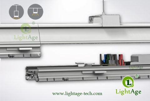 LightAge Pendant LED Linear Light Surface Mounted LED Linear Light