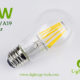 A60-A19 led filament bulb Clear 5W