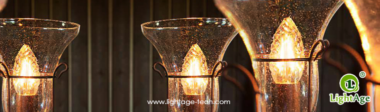 spiral-glass-led-candle-c35x application