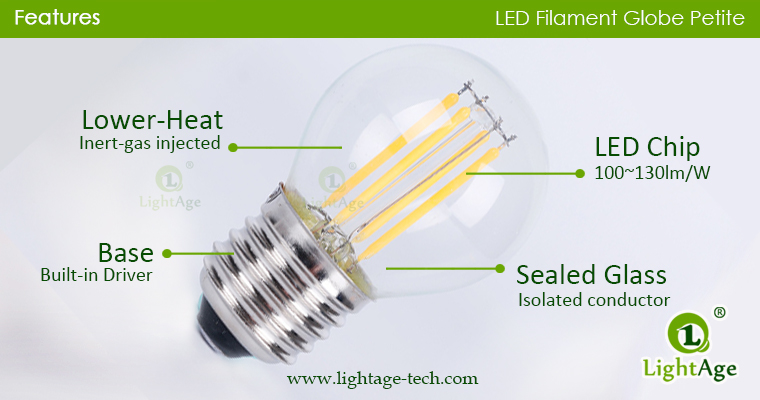 Globe-LED-Bulb-g45-4w advantage