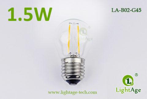 LA-B02-G45 led g45 02