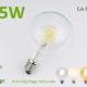 3.5w LED Globe G95