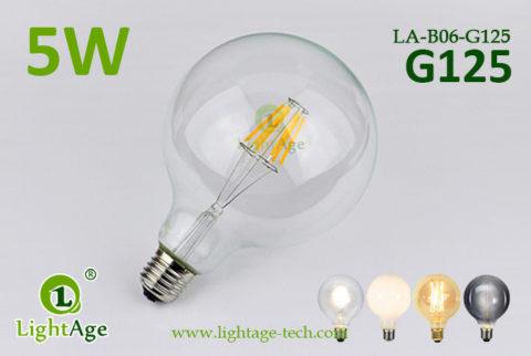 5w G125 LED Bulb