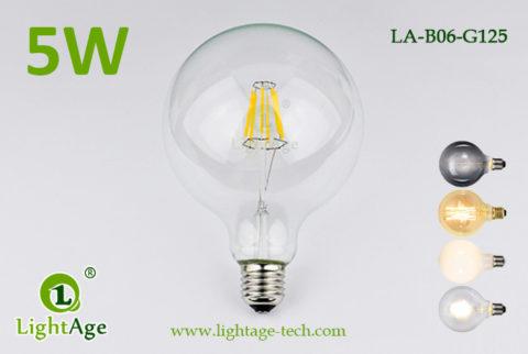 G125 LED Bulb 5w