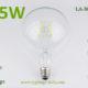 G125 LED Globe 1.5w