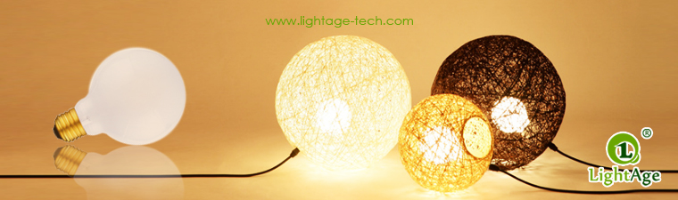 G80 filament LED Globe Application